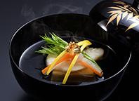京会席料理